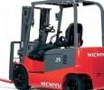 Tìm hiểu xe nâng điện Nichiyu