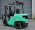 Đánh giá xe nâng Mitsubishi forklift 2.5 ton