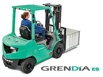 Xe nang hang Diesel 1,5 tấa – 3,5 tan
