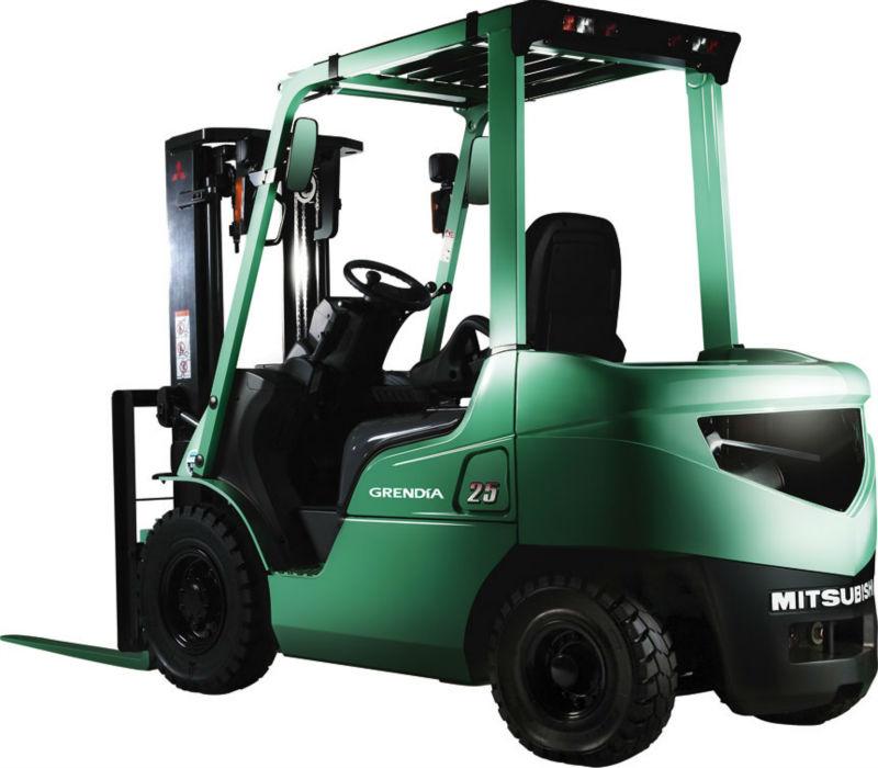 Xe nâng hàng Diesel 4 tấn – 5,5 tấn