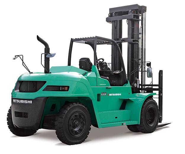 Xe nâng 10 ton – 16 ton