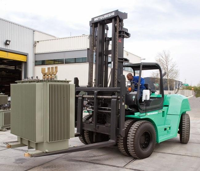 Goldbell Equipment Việt Nam cho thuê xe nâng tại Bình Dương giá rẻ