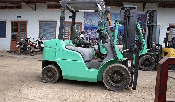 Dịch vụ sửa xe nâng tại Vĩnh Phúc uy tín chất lượng