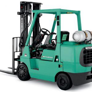 Xe nang hang Động cơ xăng - gas 4,0 tấn - 7,0 tấn