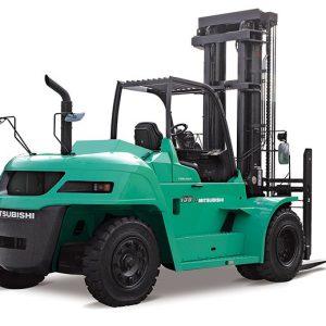 Xe nang hang Diesel 10,0 tan - 16 tan